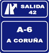 Salida 42 A6