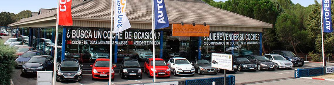 Concesionario compraventa de coches usados