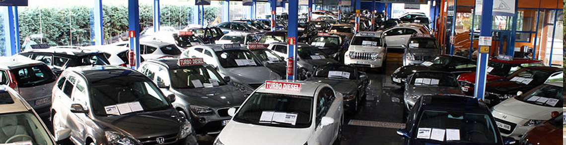 Más de 500 automóviles en stock, especialistas en 4x4